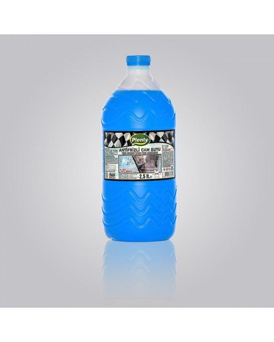 2,5 L Antifrizli Oto Cam Suyu (-21 °C)