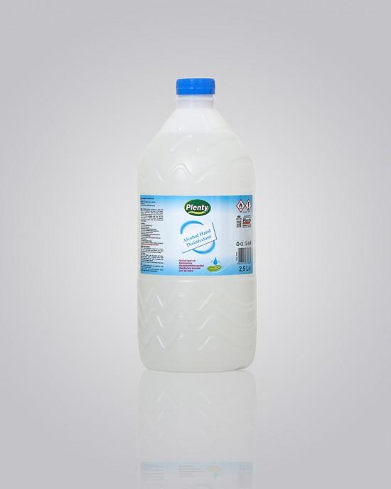 2,5 L Likit El Dezenfektanı