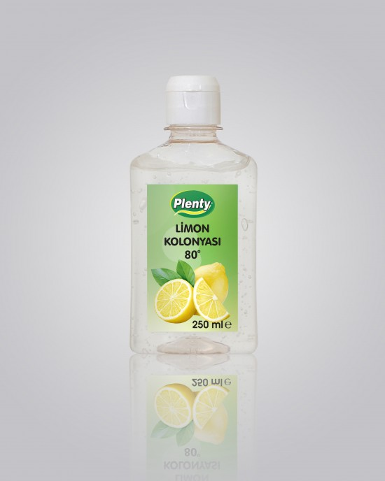 250 mL Limon Kolonyası